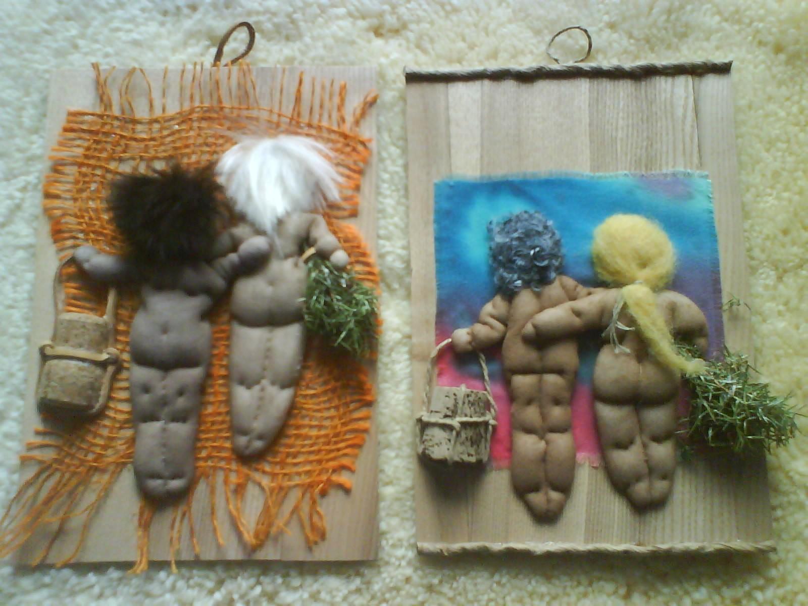 Käsityö, koristeet ovelle, ommeltu, käsityökauppa netissä, viro, käsityö, nude dolls, alaston nuket