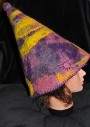 Huovutetut hattu, viron käsityöliikkeet, viron käsityö, käsityökauppa, ostoksilla Tallinnassa