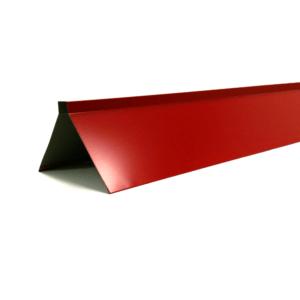 Harjaplekk 150x150x2000 eterniitkatusele. Katusetarvikud-Harjaplekk-Punane-ET-HP-RR29