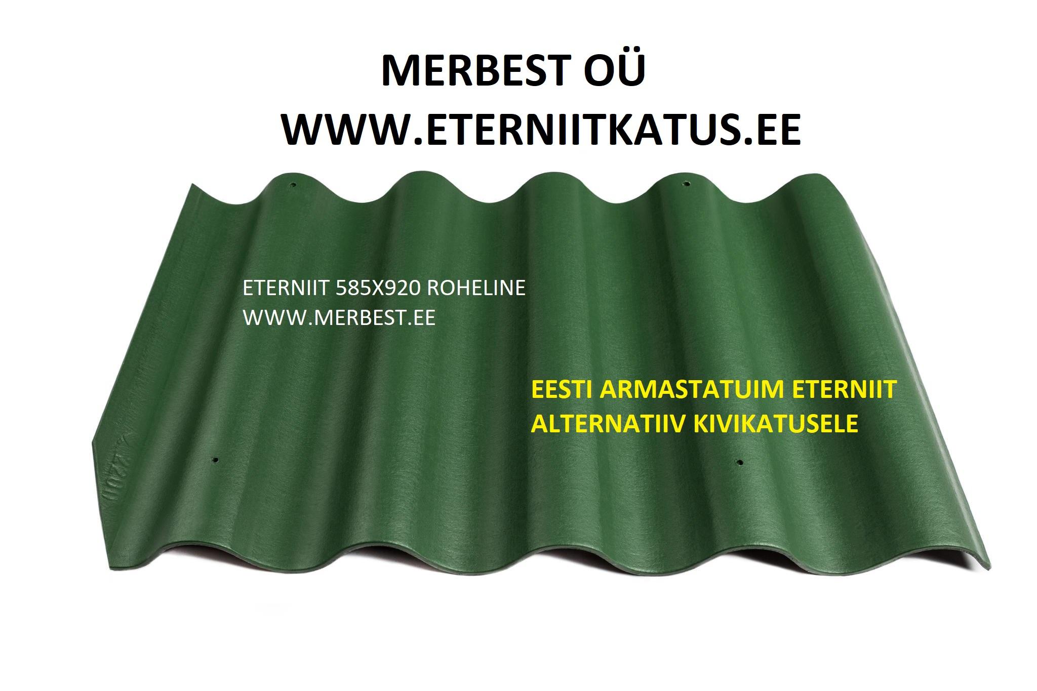Eterniit roheline