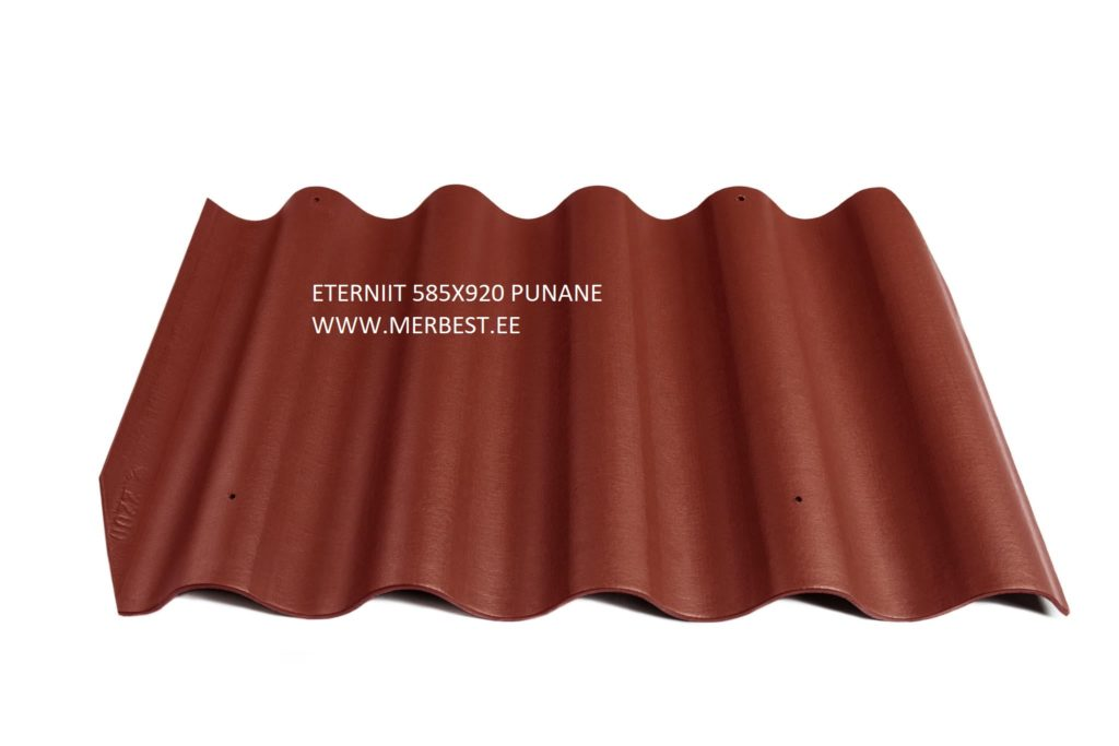 ETERNIIT GOTIKA PUNANE - Eternit_Gotika_BL12_large punane Merbest OÜ, eterniit, eterniidi müük, eterniidi vahetus, katuse ehitus, katuseplaadid, eterniidi hind