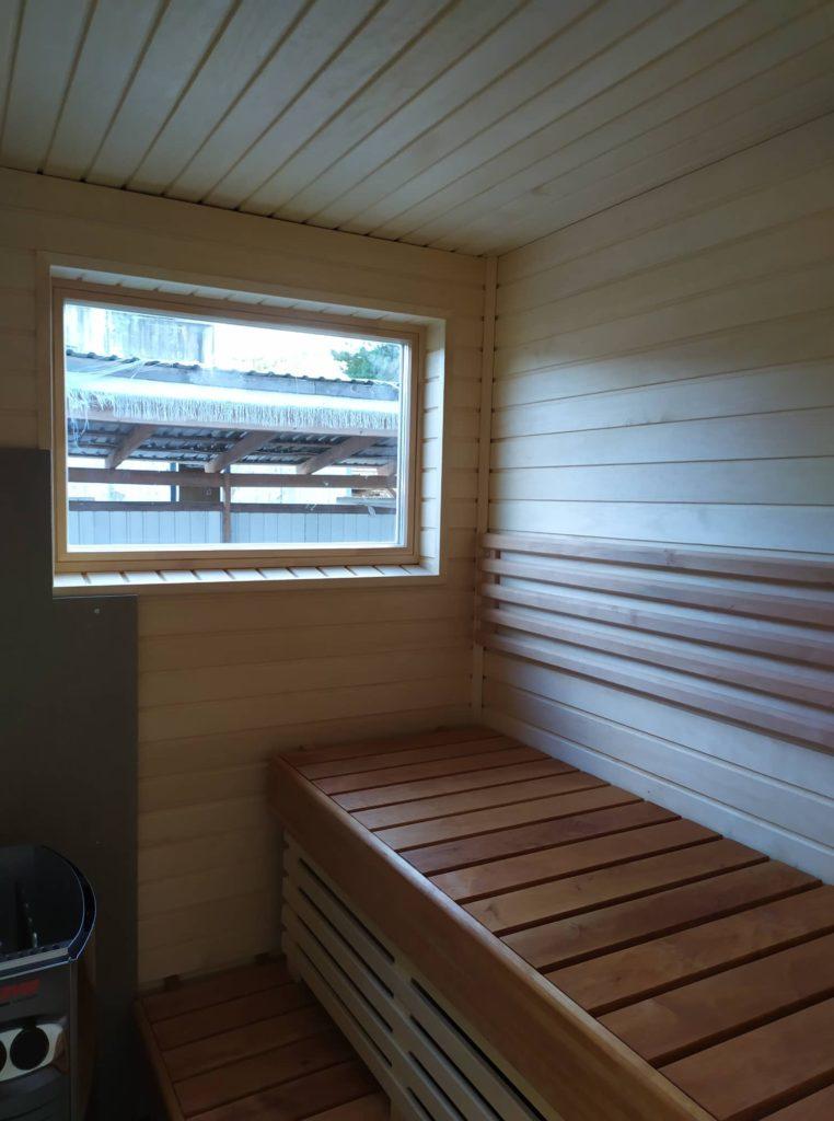 Sauna ehitus, üldehitustööd, Tallinnas ja Harjumaal