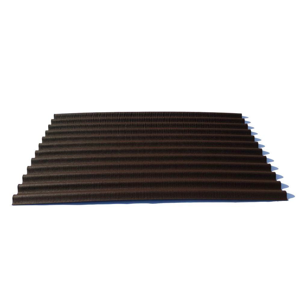 Onduline bituumenlaineplaat 950 x 2000 mm pruun, merbest